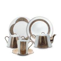 Сервиз чайный на 6 персон, 8 предметов, материал: фарфор, серия lady havil