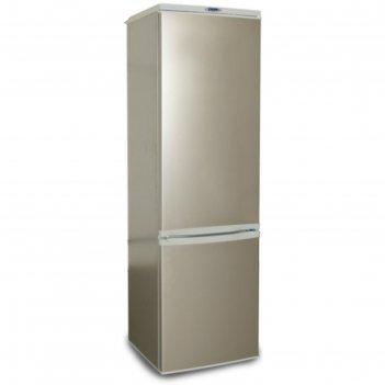 Холодильник don r-295 bd, 360 л, класс а+, двухкамерный, цвет белого дерев