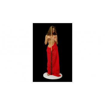 Постер snb02056 (500х700 мм) - девичьи игры на бильярде