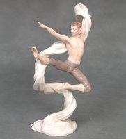 Ws-226 статуэтка гимнаст
