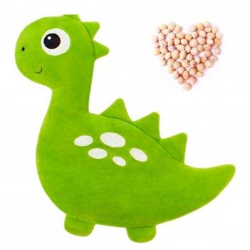 Развивающая игрушка-грелка динозавр 515