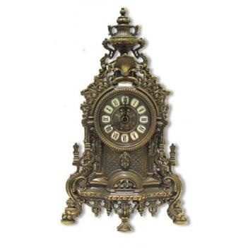 al-82-103-ant часы каминные из бронзы, антик (alberti livio)