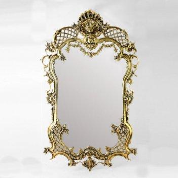 Зеркало в раме рендада