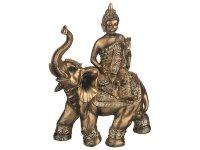 Фигурка будда на слоне 22,5*11,5*29см