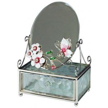 Зеркало с шкатулкой