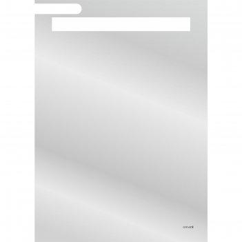 Зеркало cersanit led 010 base, 50x70 см, с подсветкой