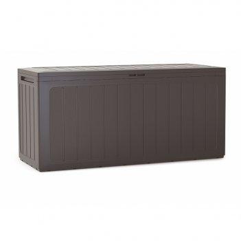 Ящик для хранения prosperplast boardebox 280л, венге