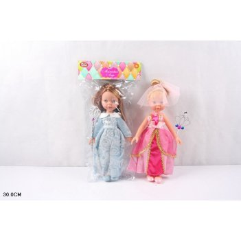 Play smart кукла маленькая леди 30см