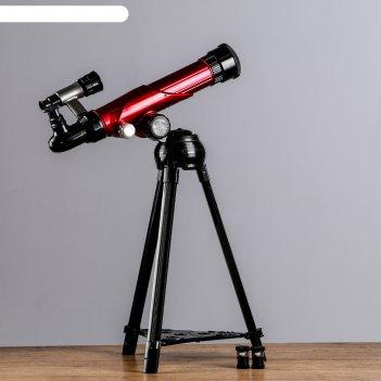 Телескоп сувенирный орбита сменные линзы 20х-30х-40х