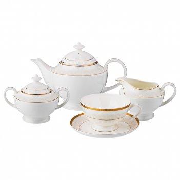 чайные наборы посуды