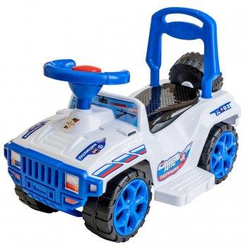 Ор419 каталка race mini formula 1 полиция