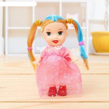 Кукла малышка софья в платье