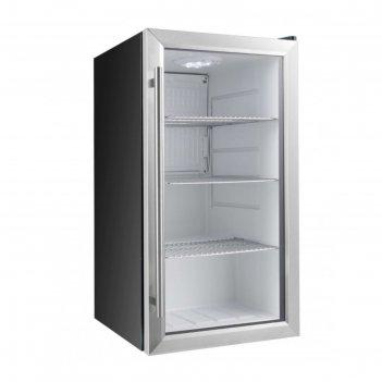 Холодильный шкаф gastrorag bc-88, 88 л, +1 до +10°с, подсветка, э/м термос