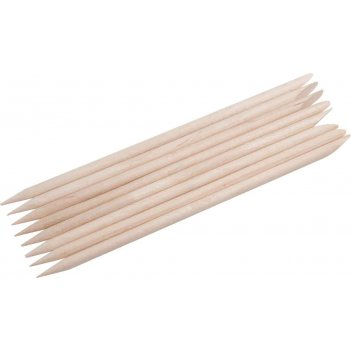 Апельсиновые палочки 15 см (8 шт/упак) dewal beauty os-02