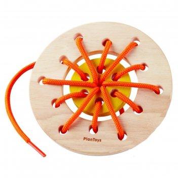 Игровой набор со шнуровкой кольцо