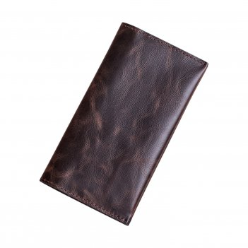 Трэвел-портмоне изнатуральной кожи (подавиабилет ипрочие документы)
