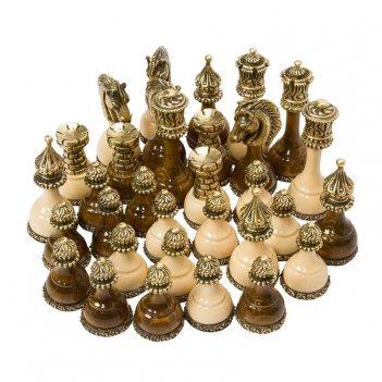 Шахматные  фигуры королевские  средние 210