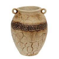 Ваза напольная форма ассира шамот