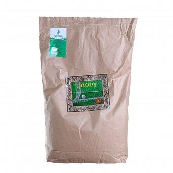 Семена газонная травосмесь спорт, 5 кг