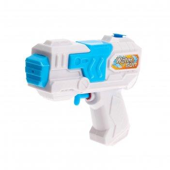 Водный пистолет «бластер», цвета микс