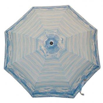 Зонт 23,  полный автомат (голубая абстракция)