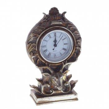 Часы настольные декоративные, l16 w10 h28,5 см, (1хаа не прилаг.)