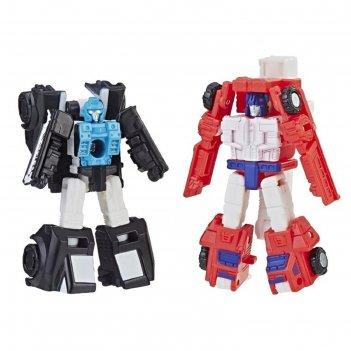 Игровой набор hasbro transformers «микромастерс», микс