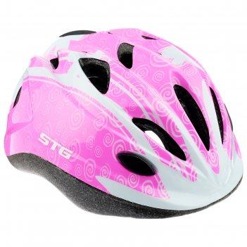 Шлем велосипедиста stg, размер m, hb6-5-d
