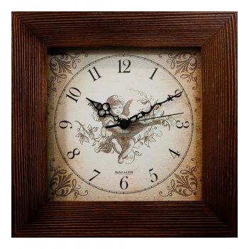 Slt-105 часы настенные ангелочек