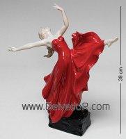 Vs- 01 статуэтка танцовщица (pavone)