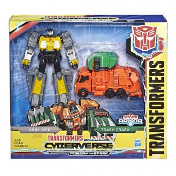 Transformers игрушка фигурка спарк армор 18см в ассорименте