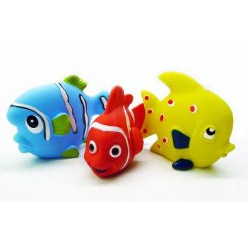 Пвх набор маленькие рыбки (3 шт)