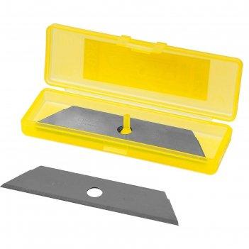 Набор трапецевидных лезвий olfa для sk-4 ol-skb-2/5b, 17,5х72х0,6 мм, 5 шт