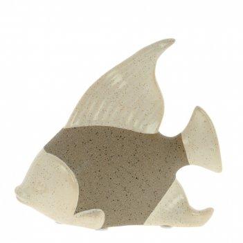 Фигурка декоративная рыба, l15 w5 h13 см
