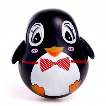 Неваляшка пингвинёнок, звуковые эффекты