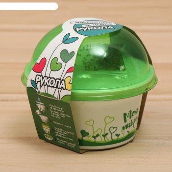 Набор для выращивания «моя микрозелень», рукола