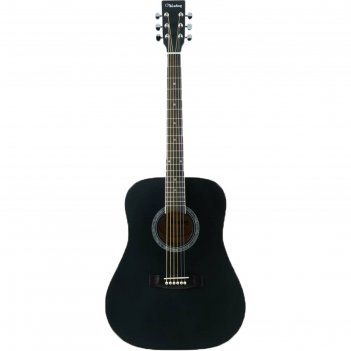Акустическая гитара veston d-45 sp/bks - veston d-45 sp/bks