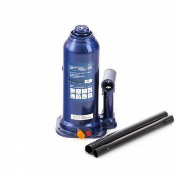 Домкрат гидравлический бутылочный, 5 т, h подъема 207-404 мм, в пластиково