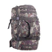 Сумка-рюкзак тактическая molle «путник» (45 л.), питон лес