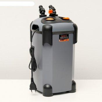 Фильтр выносной filter 103 1000л/ч, 10 вт с комплектом базовых наполнителе
