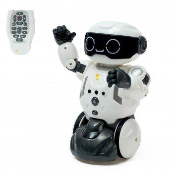 Робот радиоуправляемый «умный бот», световые и звуковые эффекты, работает