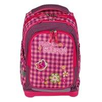Рюкзак школьный эргономичная спинка для девочки target 43*30*20 с наполнен
