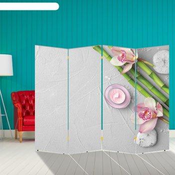 Ширма бамбук. декор 14 200 x 160 см
