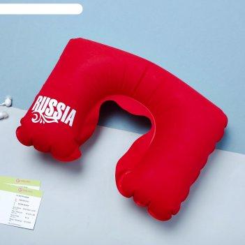 Подушка для сна russia 40 х 26,5 см