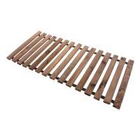 Дорожка деревянная 40х90 см, цвет палисандр