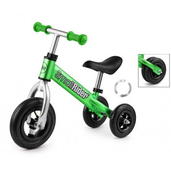 Беговел-каталка для малышей small rider jimmy (зеленый)