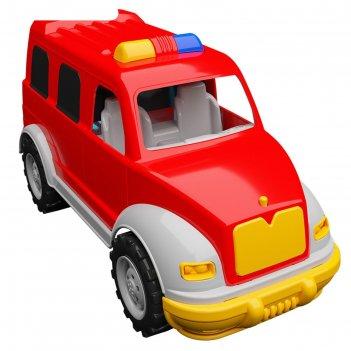 Машинка пожарная 30 см