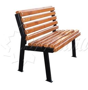 Кресло садовое «модерн без подлокотников» 0,6 м