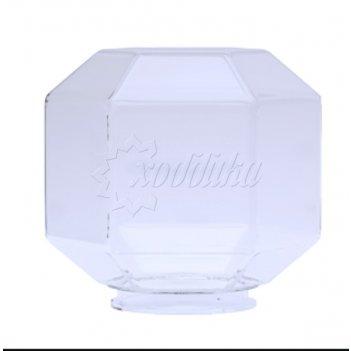 Светильник венчающий «поликуб» прозрачный цвет прозрачный