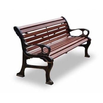 Скамейка садово-парковая «наутилус» 1,5 м